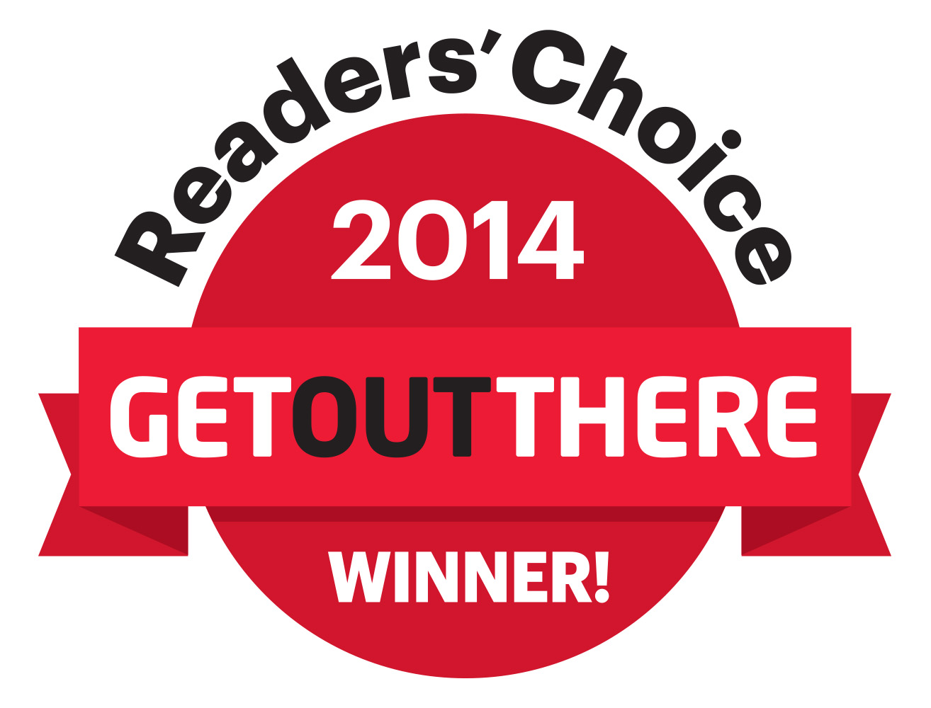 2014 Readers Choice Awards - Get Out There Magazine<br />Best Post Race Party<br />Best Race Kit
