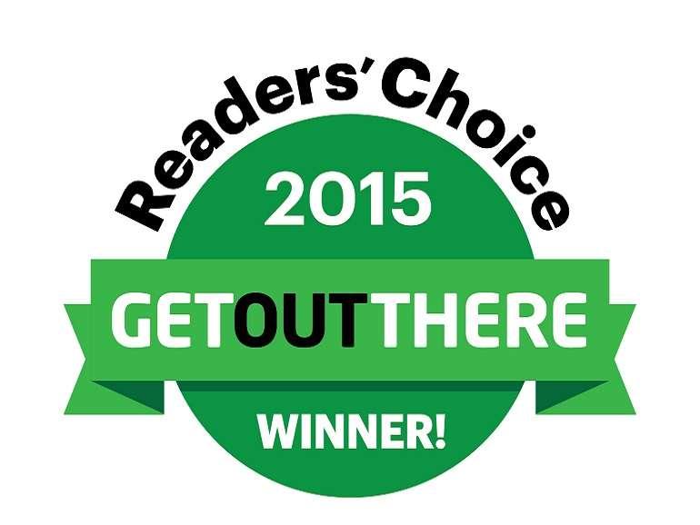 2015 Readers Choice Awards – Get Out There Magazine<br>Best SUP Race<br>Best Race Kit