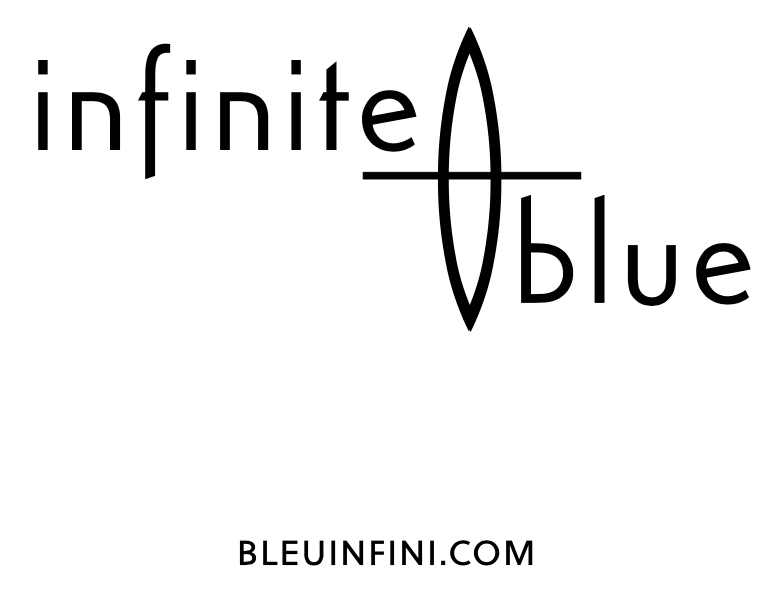 Infinite Blue / Bleu Infini